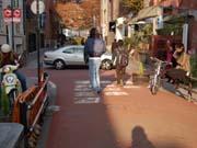 原宿、穏田商店街(キャットストリート)の街づくりの現在