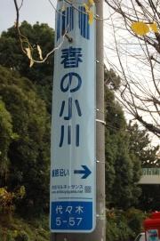 「春の小川電柱プロジェクト」 地下に眠る「渋谷川」を30本の電柱でPR
