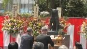第74回忠犬ハチ公慰霊祭