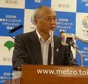 大島町復興計画・追悼式 土砂災害から1年