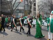 約3,000人が参加 セントパトリックスデイで表参道をパレード
