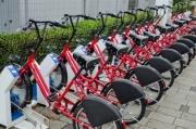 渋谷区で自転車の自由な乗り捨て可能に  新たな公共交通機関に位置付け