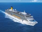 東京港に欧州最大クルーズ会社の客船初入港   外国船社急増でクルーズ人口拡大