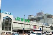 新宿の拠点再整備方針案  駅と周辺エリアを一体整備