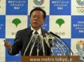 2013年11月22日 猪瀬直樹東京都知事会見