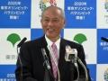 2014年11月11日 舛添要一東京都知事定例記者会見