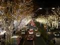 冬の風物詩 『LINE presents 表参道イルミネーション2015』点灯式