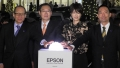 Epson Presents 表参道イルミネーション2017 点灯式